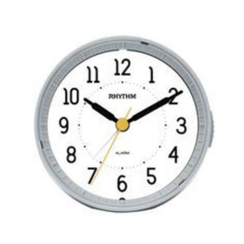 Настольные часы-будильник Rhythm CRE850BR08