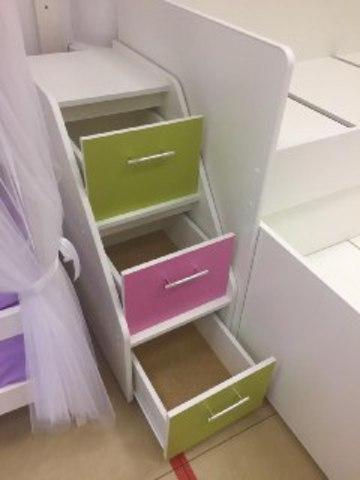 Лесенка-шкаф