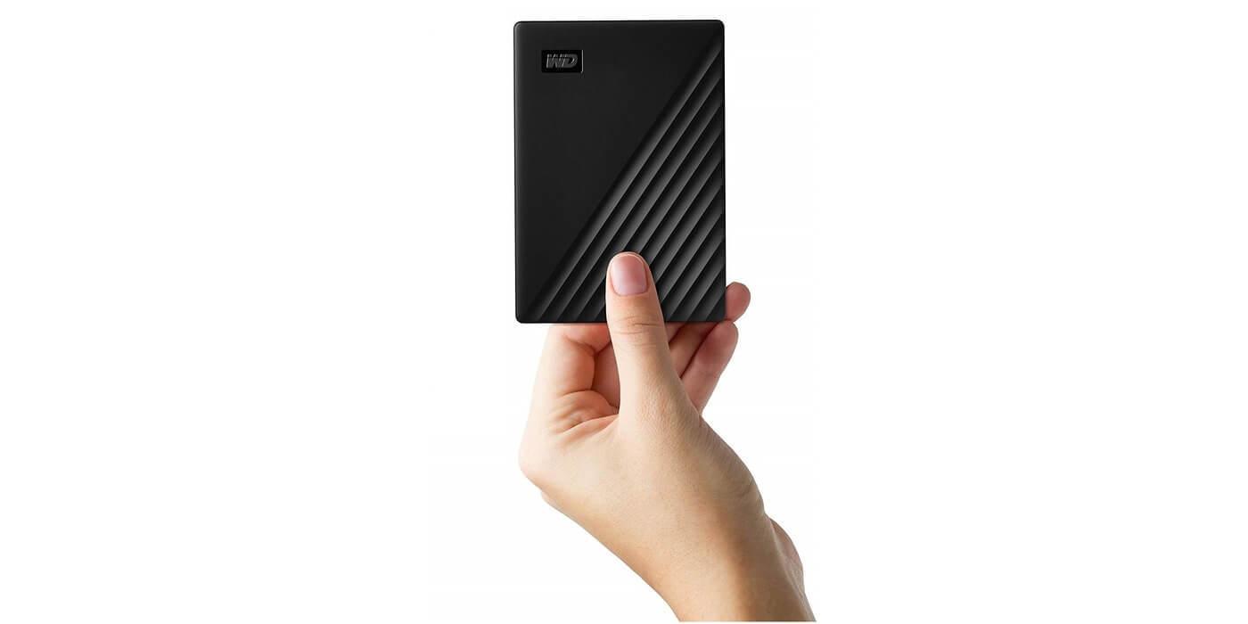 """Внешний жесткий диск 1TB Western Digital My Passport 2.5"""" USB 3.0"""