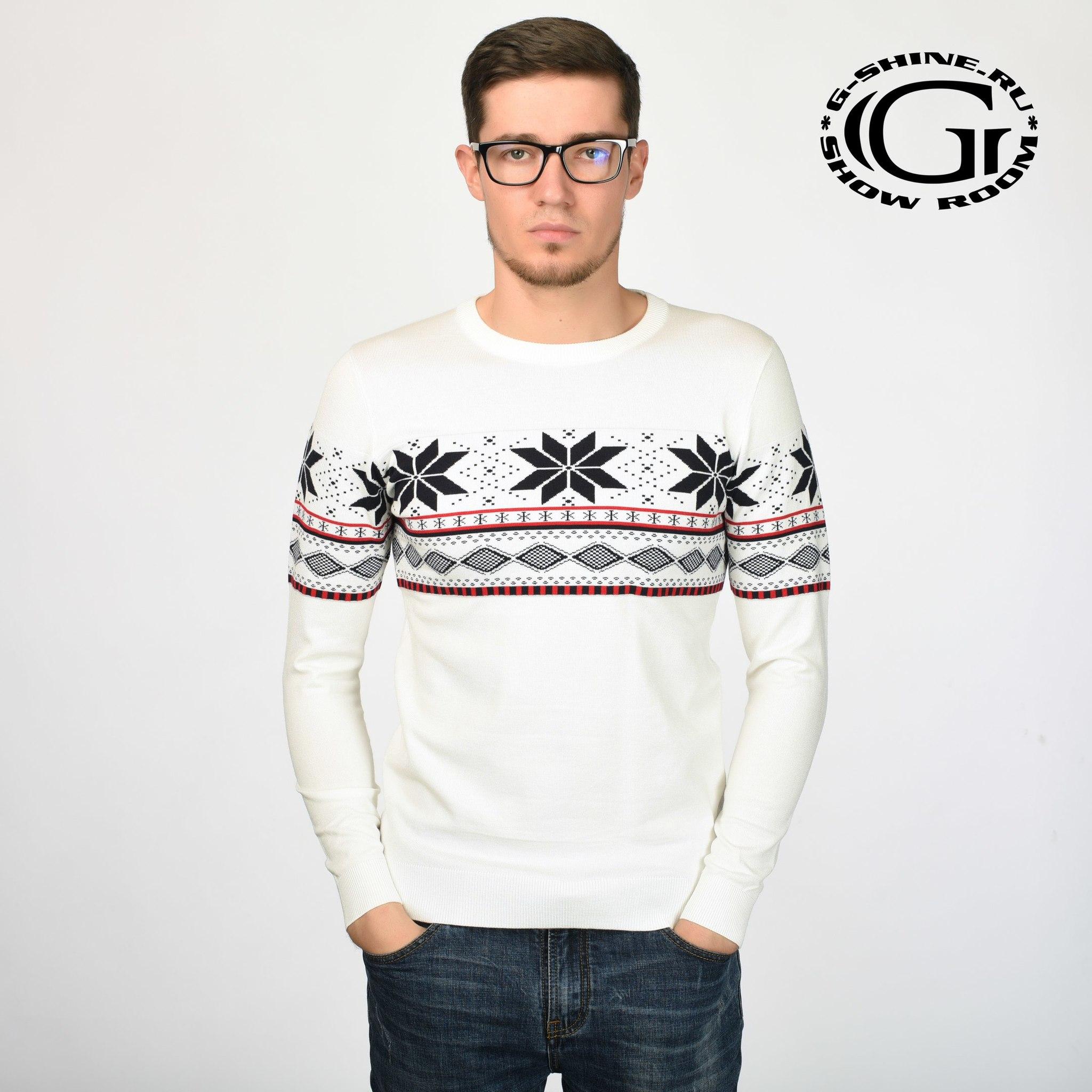 Свитер Dolce Gabbana 604733white