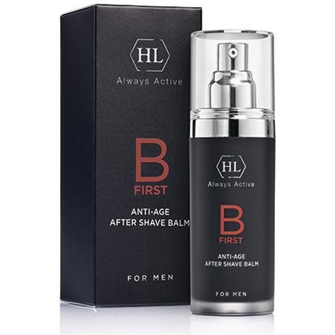 Holy Land B First: Бальзам после бритья для мужчин (Anti-Age After-Shave Balm), 50мл