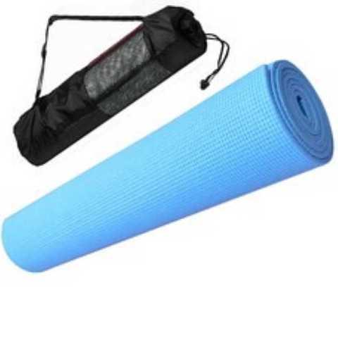 Коврик для йоги YM100 с чехлом