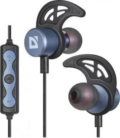 Гарнитура DEFENDER FreeMotion B685 активный магнит,Bluetooth, беспроводная