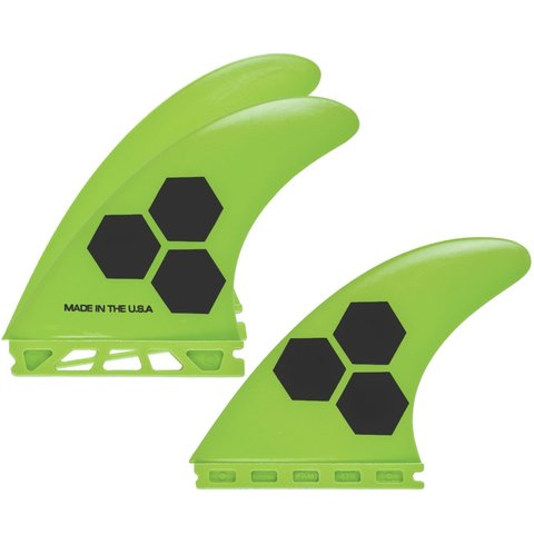 Channel Islands FUTURES Thruster М Green