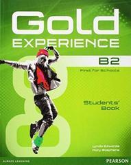 Gold Experience B2 SBk/DVD-R Pk