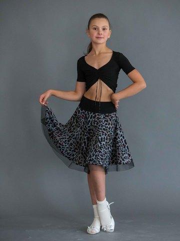 Майка для танцев для девочек