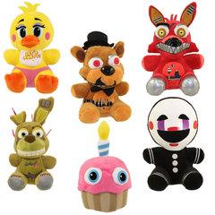 Пять ночей с Фредди мягкие игрушки персонажи игры