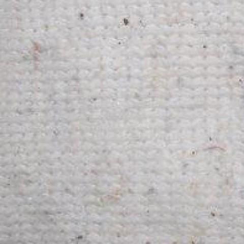 Полотно холстопрошивное частопрошивное белое 80 см