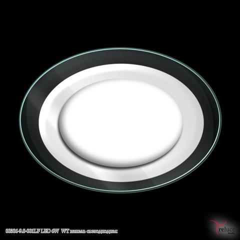 00306-9.0-001LF LED 6W WT панель светодиодная