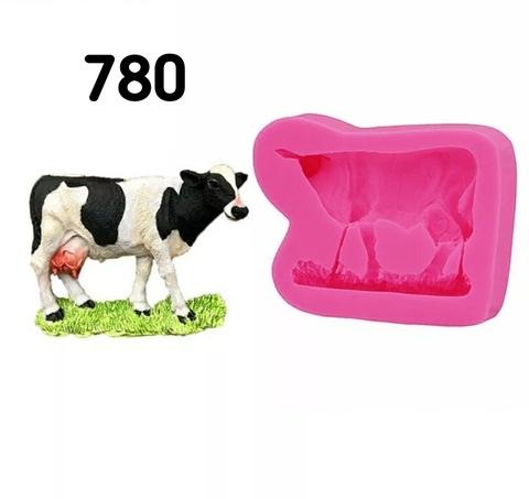 0780 Молд силиконовый. Корова.