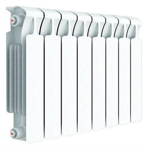 Rifar Monolit 350, 4 секции - радиатор биметаллический