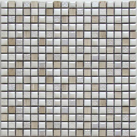 Мозаика керамическая Iceland 300х300