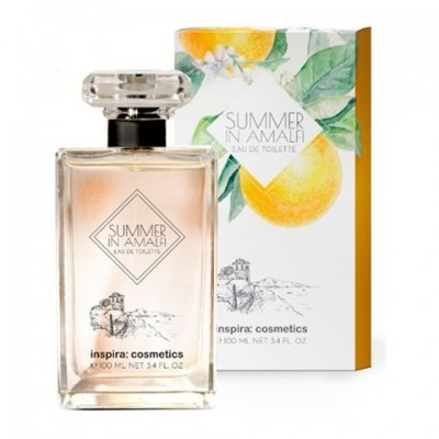 INSPIRA Summer In Amalfi: Женская туалетная вода Summer In Amalfi (Eau De Toilette), 100мл