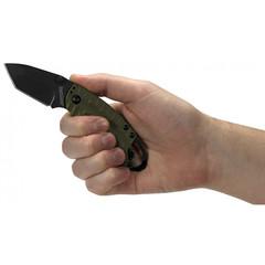 Нож KERSHAW Shuffle II Olive 8750TOLBW