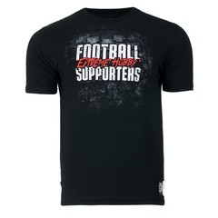 Футболка FOOTBALL SUPPORTERS print red