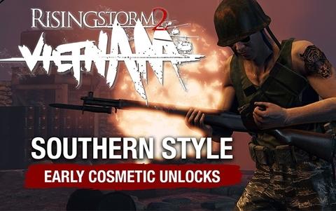 Rising Storm 2: Vietnam - Southern Style Cosmetic DLC (для ПК, цифровой ключ)