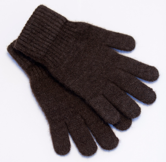 Перчатки женские из пуха яка MCA-0038-Y