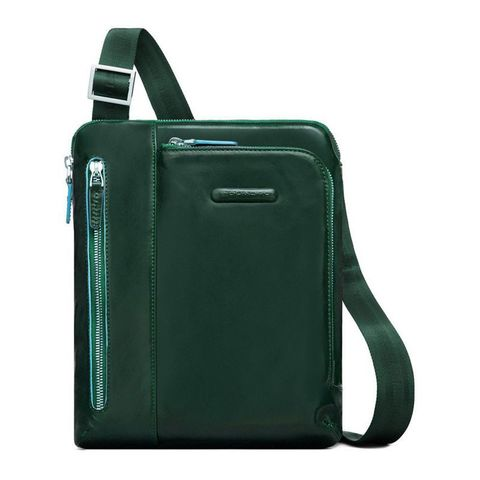 Сумка Piquadro Blue Square CA1816B2/VE6 зеленый натур.кожа