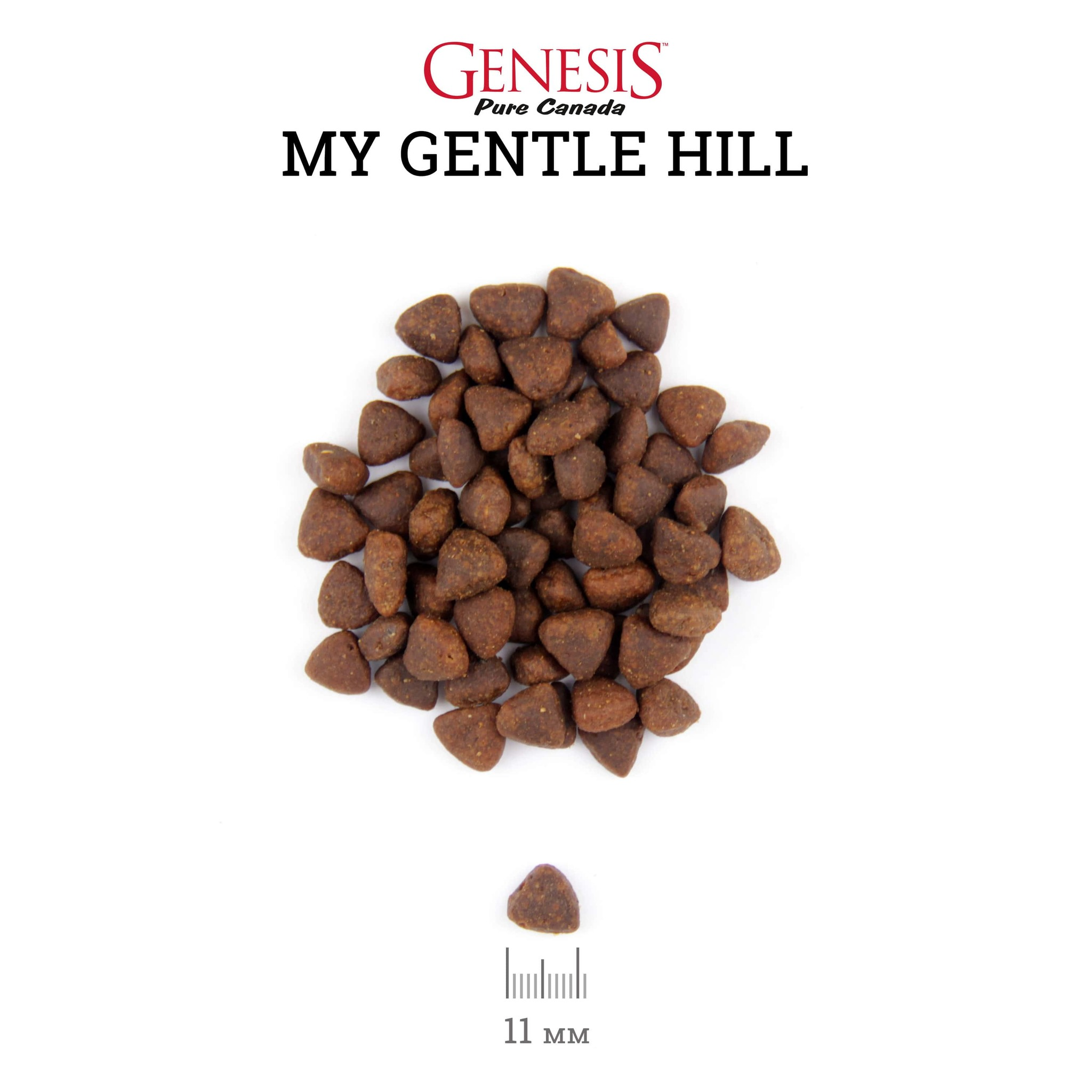 корм Genesis My Gentle Hil гранулы