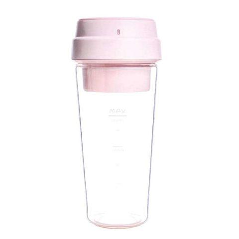 Портативный блендер Xiaomi Bud Portable Juice Cup Pink