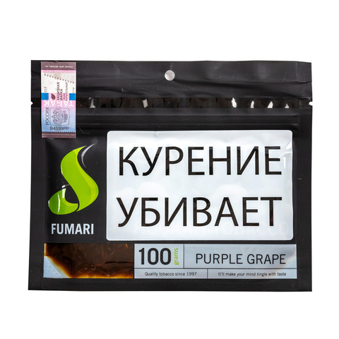 Табак Fumari 100 г Purple Grape