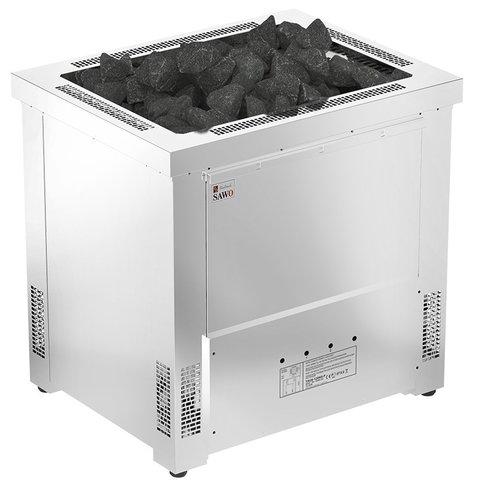 Электрическая печь SAWO TAURUS TAU-180NS-V12-G-P (18 кВт, выносной пульт)