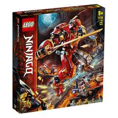 Lego konstruktor Ninjago Fire Stone Mech