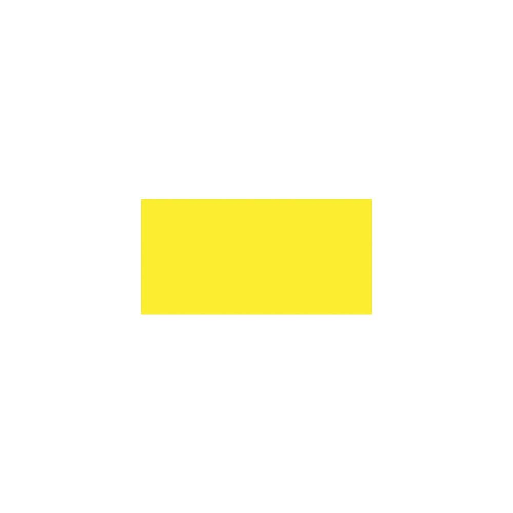 Маркер акварельный ZIG Clean Color Real Brush- штучно -Yellow - 050