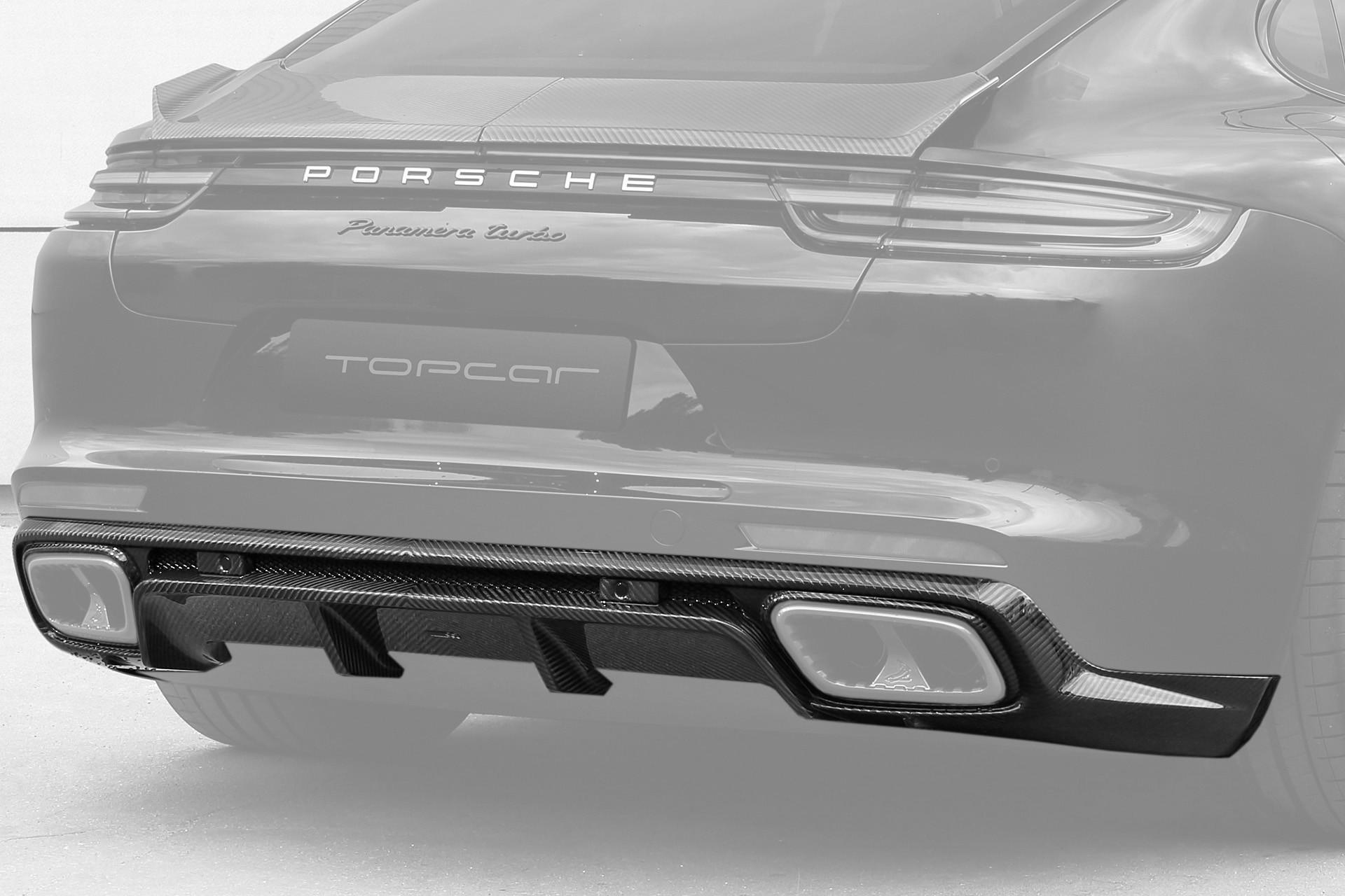 Обвес Topcar Design для Porsche Panamera GT Edition (971)