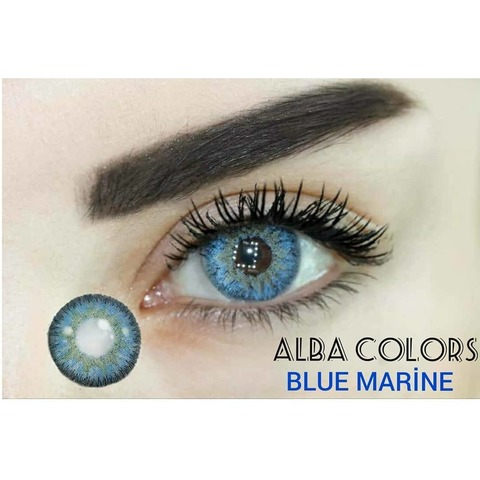 Alba Colors™ BLUE MARINE