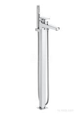 L90 Смеситель для ванны-душа напольного монтажа Roca 5A2701C00 фото