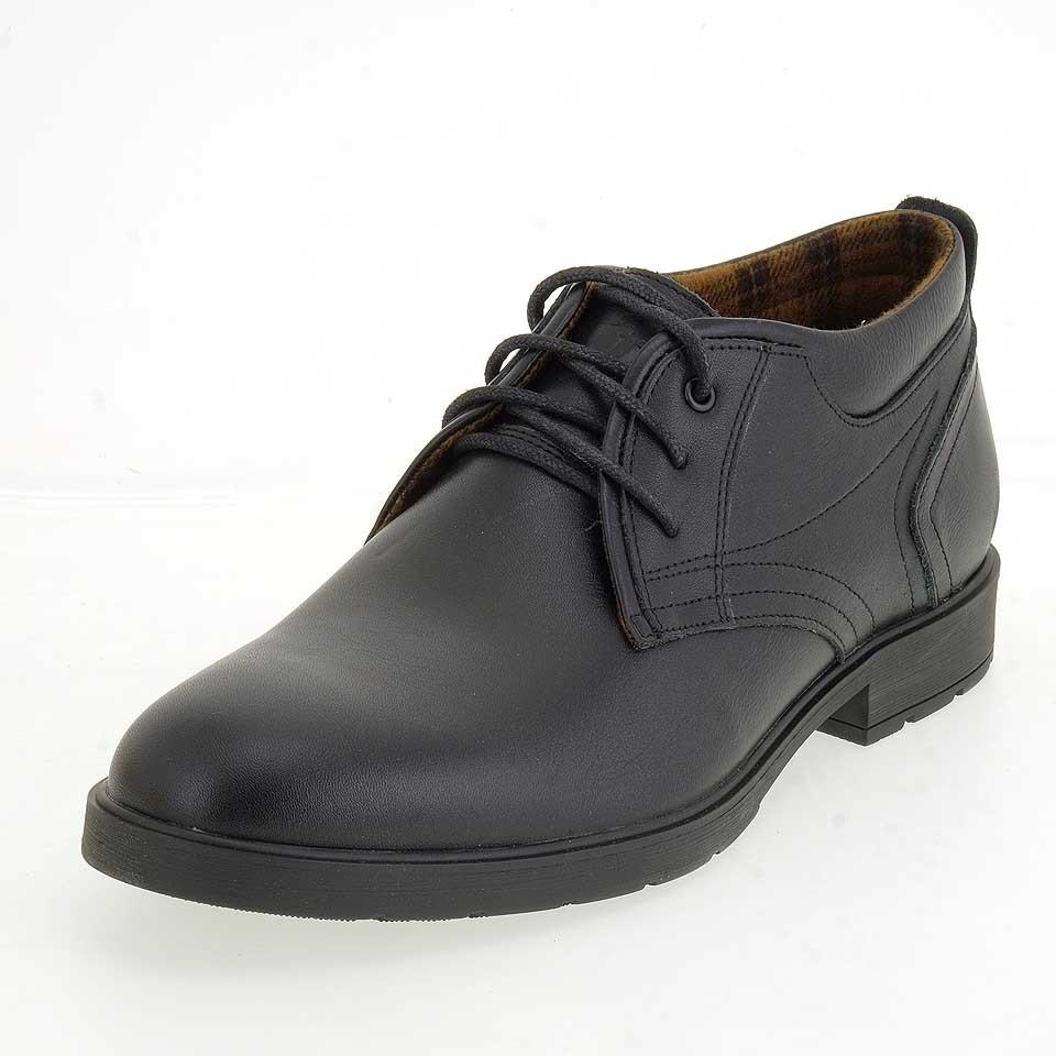 Ботинки VALSER 601-576 черный
