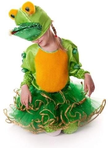 Костюм Царевны-лягушки 1