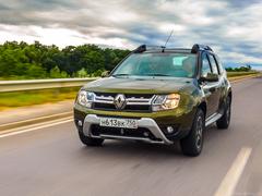 Чехлы на Renault Duster 2015–2021 г.в.