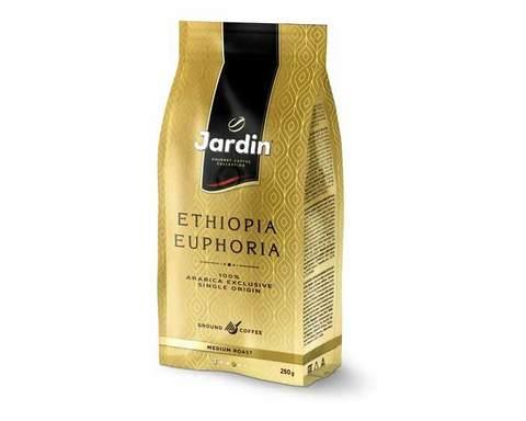 Кофе молотый Jardin Ethiopia Euphoria, 250 г