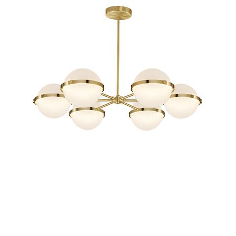 Потолочный светильник Polaris by Baroncelli (6 плафонов)