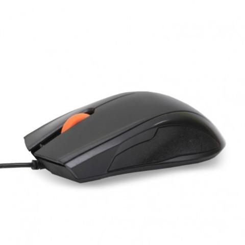 Мышь проводная HAVIT HV-MS689 USB black
