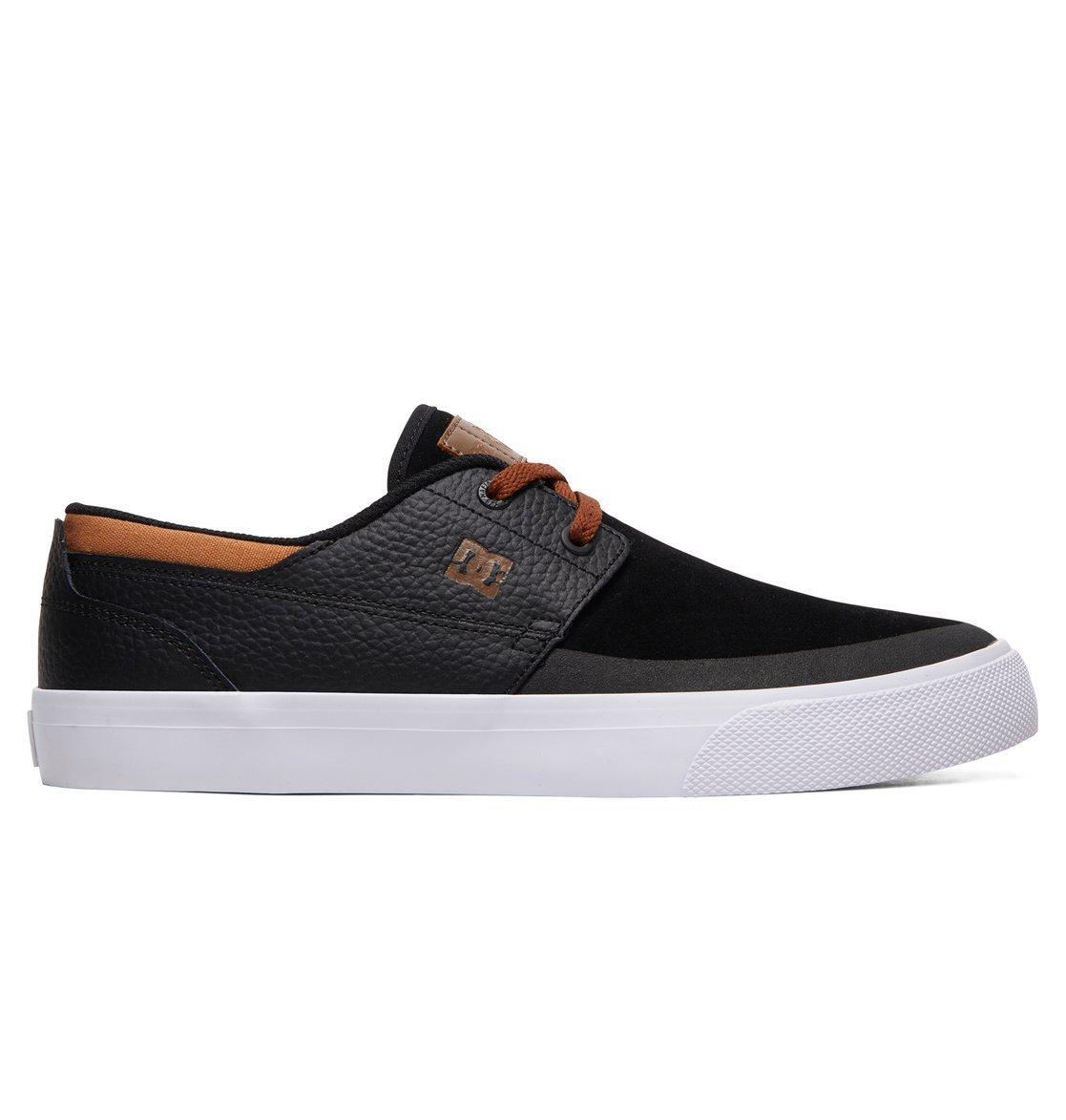 Кеды DC Shoes WES KREMER 2 S M SHOE XKKC BLACK/BLACK/BROWN