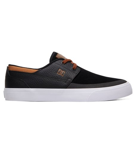Кеды DC Shoes WES KREMER 2 S M SHOE XKKC BLACK/BLACK/BROWN