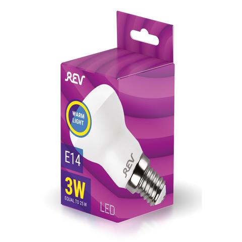 Лампа светодиодная Rev R39 3W Е14 2700K 32361 7