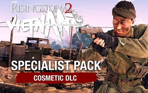 Rising Storm 2: Vietnam - Specialist Pack Cosmetic DLC (для ПК, цифровой ключ)