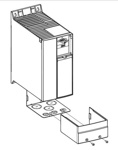 Комплект NEMA1-M3 (для FC-051 3,0-7,5 кВт)