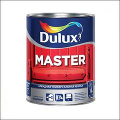Эмаль алкидная универсальная Dulux MASTER М90 BW (Белый)