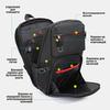Однолямочный рюкзак  ARCTIC HUNTER XB00096 Серый