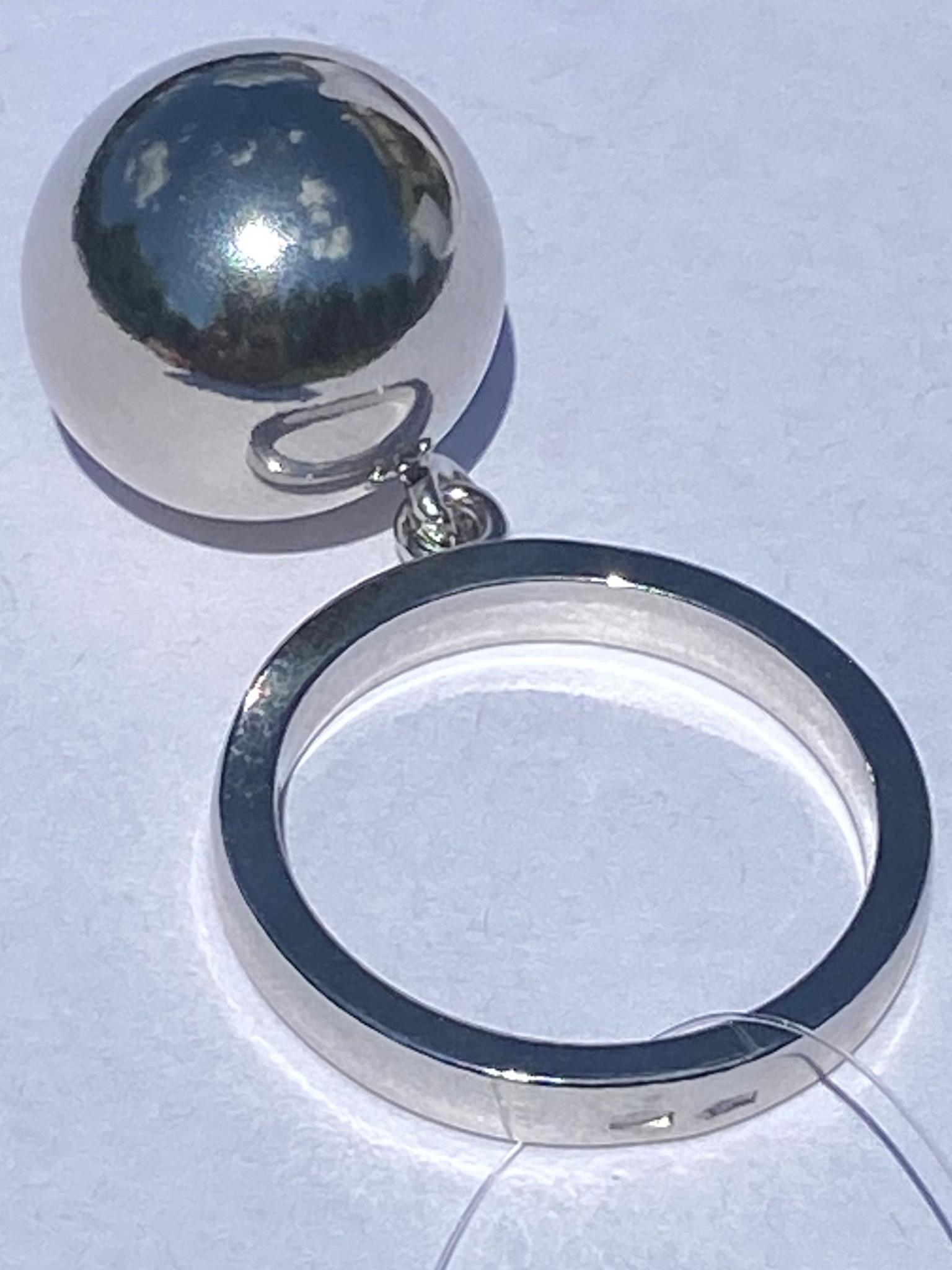 Шары 1,5 (кольцо из серебра)