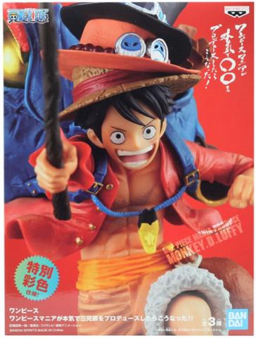 Фигурка One Piece Three Brothers Monkey D. Luffy
