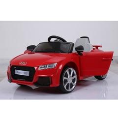 Детский электромобиль Joy Automatic Audi TT Red