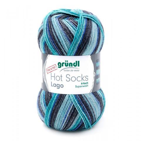 Gruendl Hot Socks Lago 04 купить www.knit-socks.ru