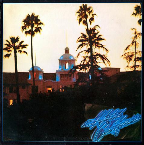 Виниловая пластинка. Eagles - Hotel California