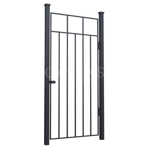 Калитка и забор